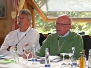Peter Blank and Dr.-Ing. Günter von Hagel