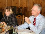 Julie Linn Teigland and Tom Vereijken